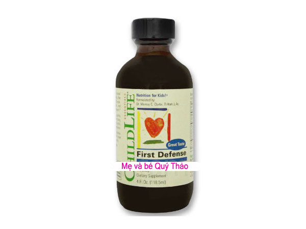 Vitamin ChildLife 118.5ml (First Defense )